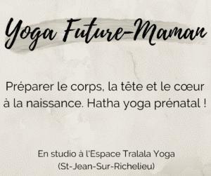 Yoga Future-Maman Vendredi 13h